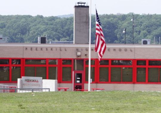 Peekskill high school