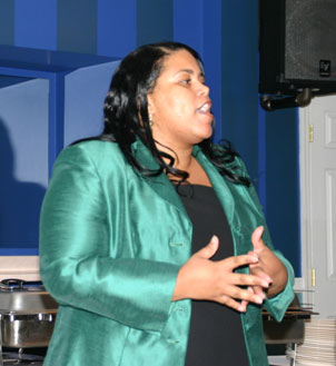 Youth Voices Center, Inc. holds inspirational dinner for participants of Mt. Vernon Youth Bureau p</a srcset=